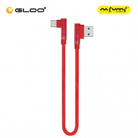 Nafumi S10 Type C Quick Charge Cable Red