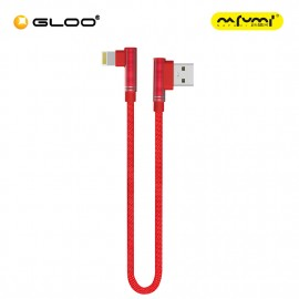 Nafumi S9 Lightning Cable Red