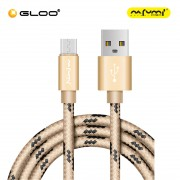 Nafumi X1 Micro USB Cable Gold