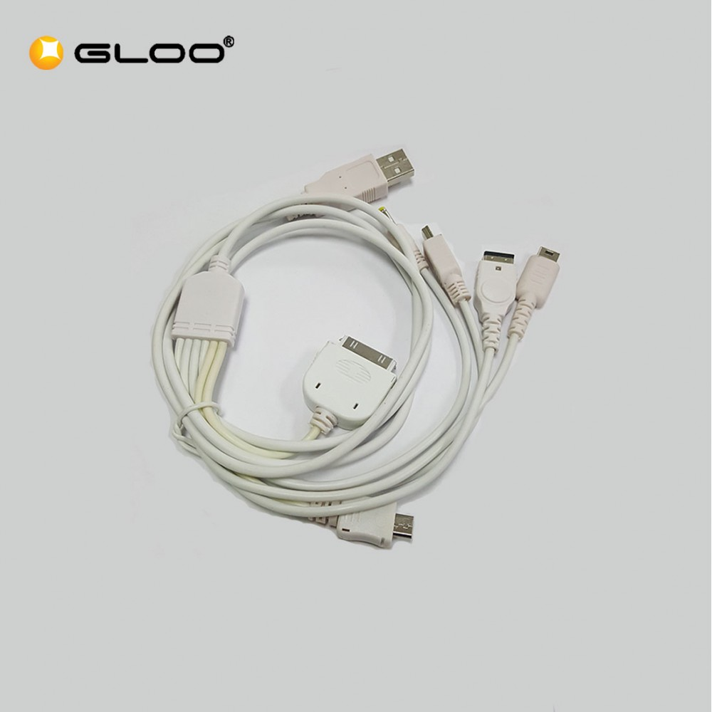 HC-G-001 6 in 1 USB Cable