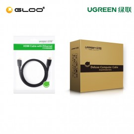 UGREEN HDMI Male to Male Cable Version 2.0 with braid 1M-40408