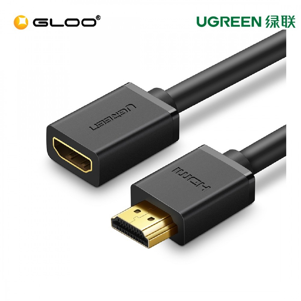 UGREEN HDMI male to female extension cable 1.4V full copper 19+1-2M-10142