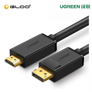 UGREEN DP male to HDMI male cable 2M-10202