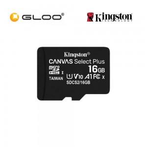 Kingston 16GB Micro SD Plus Class 10 Memory Card SDCS2/16G