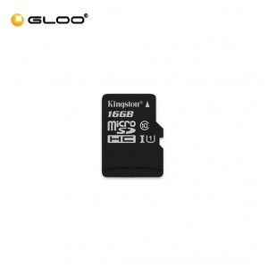 Kingston 16GB MICROSD CARD 80MB/s-CLASS-10 (SDCS/16GB)