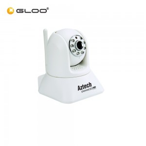 Aztech WIPC410HD (BGR Aztech HD WL-N IP Camera Wth Pan/TILT 765892201026 RP)