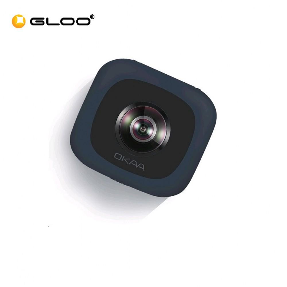 OKAA LIFE 360 Camera (BLACK) SY16DPC-BLACK