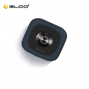 OKAA LIFE 360 Camera (BLACK) SY16DPC-BLACK