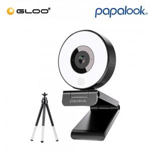 PAPALOOK PA552 Fixed Focus HD 1080P Beauty Webcam 6941428153036