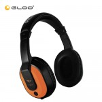 Alcatroz Airwave 300 Bluetooth Headset Orange