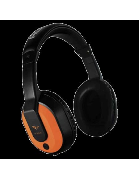 Alcatroz Airwave 300 Bluetooth Headset Orange