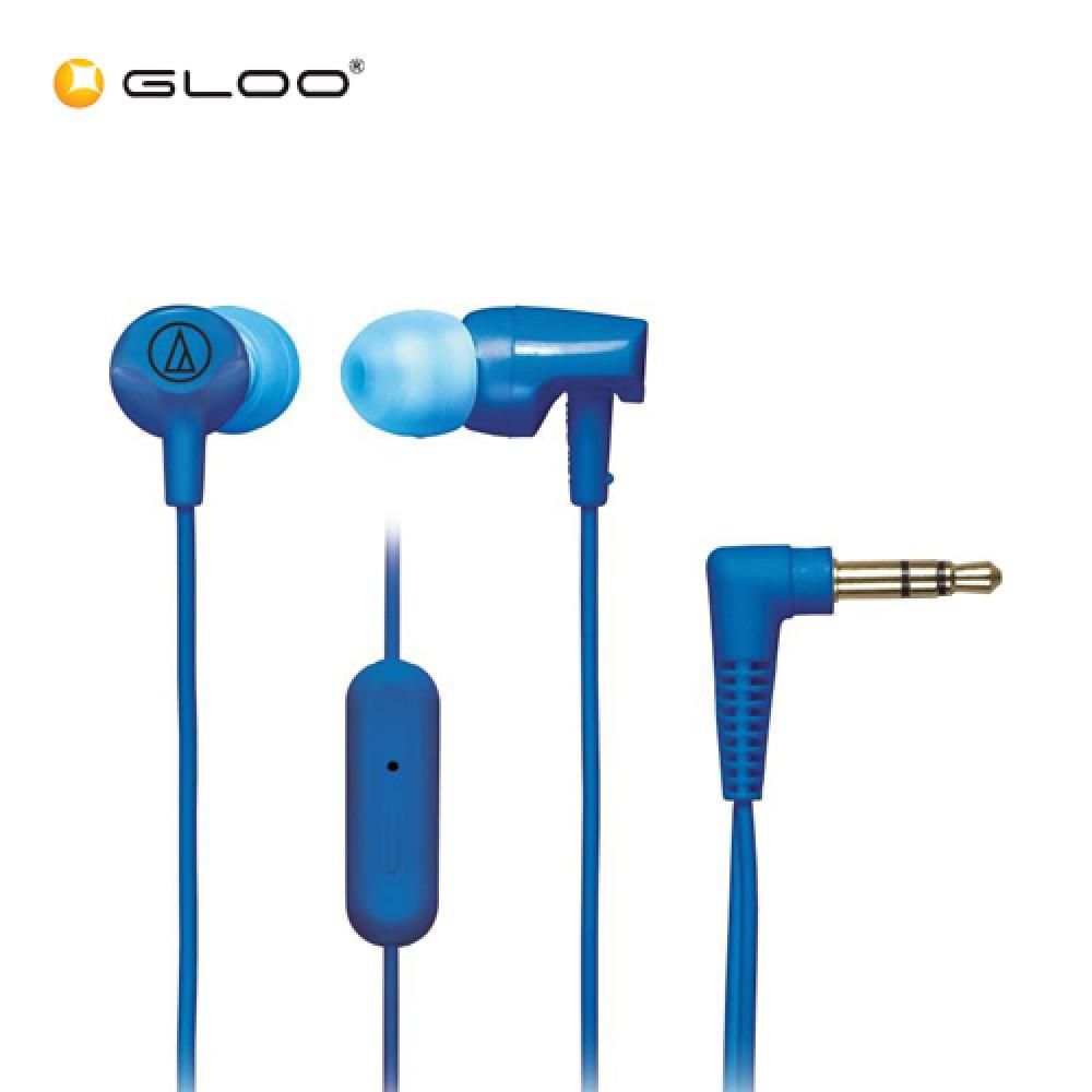Audio Technica Headset - ATH-CLR100iS BL