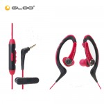 Audio Technica Headset - ATH-SPORT1iS RD
