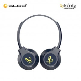 Infinity Tranz 700 Wireless On-ear Headphone Blue 50667375096