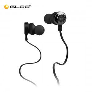 Monster Clarity HD High Definition In-Ear Headphones - Black