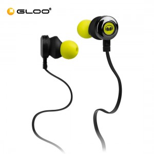 Monster Clarity HD High Definition In-Ear Headphones - Green