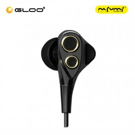 Nafumi X18 earphones Black
