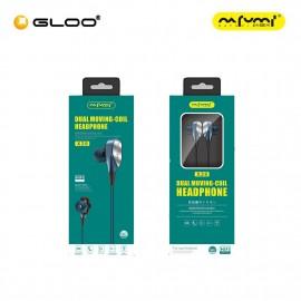 [Pre-Order, ETA : 07/08/2020] Nafumi X28 earphones Grey