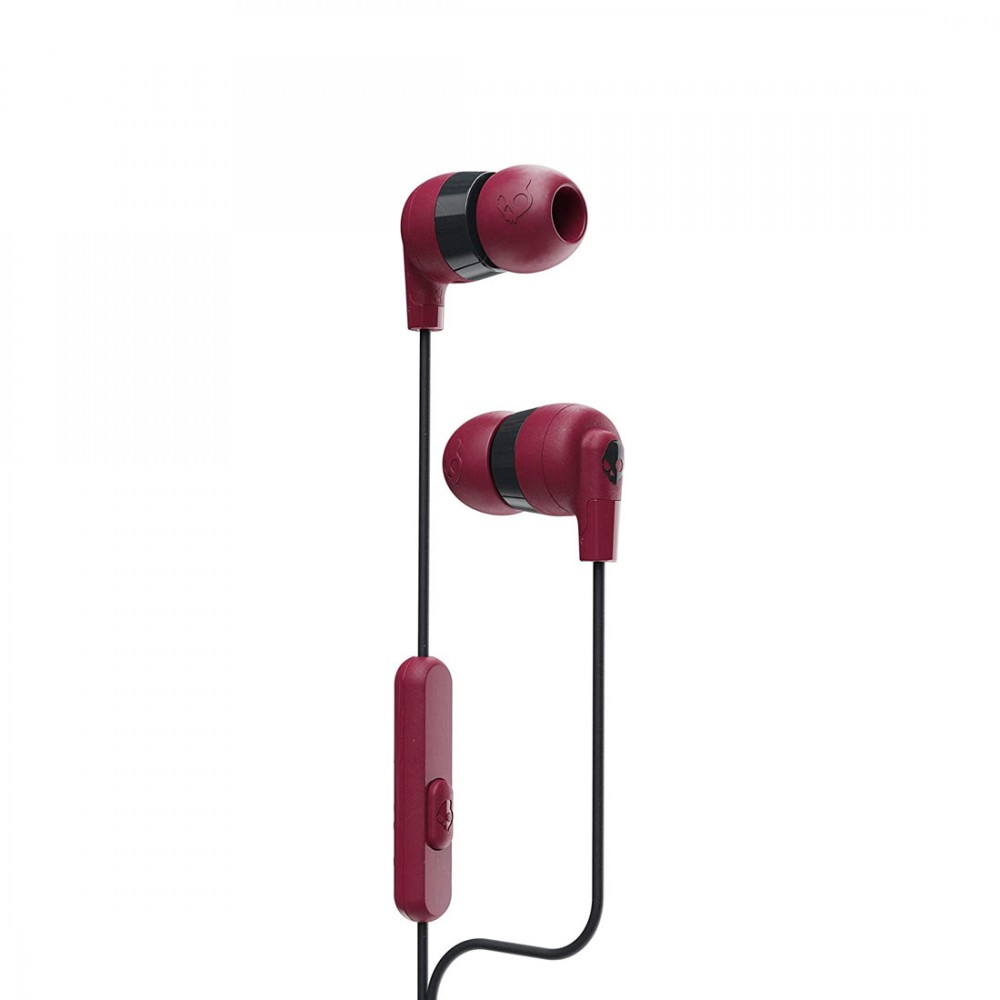 Skullcandy Inkd+ In-Ear with Microphone 1 Moab/Red/Black 878615097537