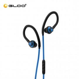 Soul Flex High Performance Sport Earphone Blue 870143008948