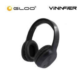 Vinnfier Elite 1 Bluetooth Headset -Blk/Gry