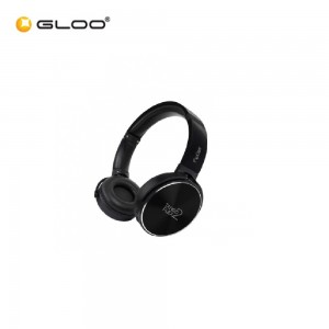 Vinnfier Tango Flex 2 Bluetooth Headphone (Black/Black)