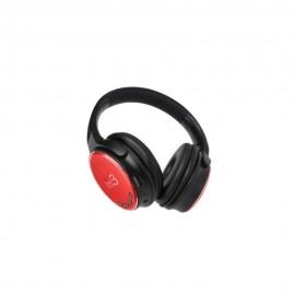 Vinnfier TANGO FLEX 3 Bluetooth Headphone - Black/Red