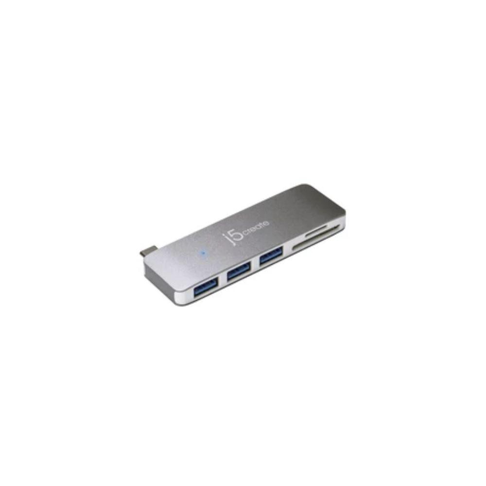 J5 Create JCD348 USB Type-C 5-in-1 Ultra Drive Dock