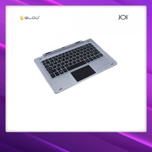 JOI 11 Hard Metal C189 Keyboard - Silver (Only compatible with JOI 11 Pro 2017 and 2018 version)