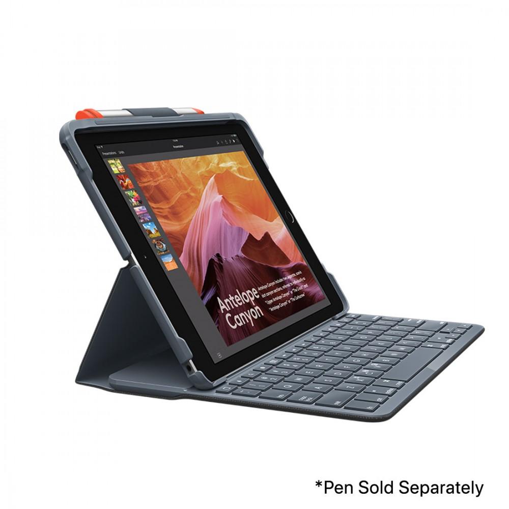Logitech Slim Folio for iPad (7th GENERATION) 920-009469 097855154576