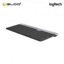 Logitech K580 SLIM MULTI-DEVICE WIRELESS KEYBOARD - Graphite (920-009210)