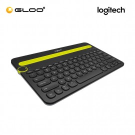 Logitech Bluetooth Multi-Device Keyboard K480 - Black 97855107626