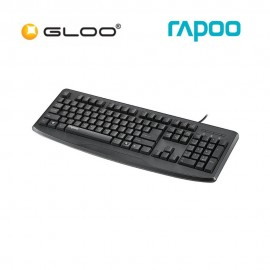 Rapoo NK2500 Wired Spill-resistant Keyboard