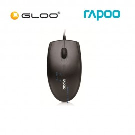 Rapoo NX1710 KBM Combo wired Keyboard Mouse USB-BLK - NX1710