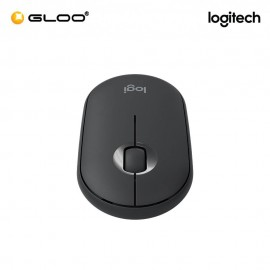 Logitech Pebble Wireless Mouse M350 – Graphite 910-005602