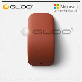 Microsoft Surface Arc Mouse Poppy Red - CZV-00079