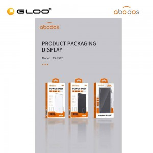 Abodos AS-PS12 10000mAh Power Bank