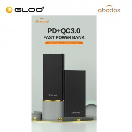 Abodos AS-PS23 10000mAh Power Bank PD+QC 3.0