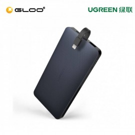Ugreen 10000Mah MFI Power Bank (Jazz Blue) - 50914