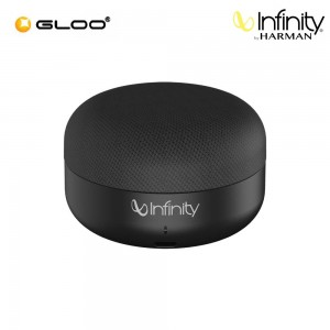 Infinity Clubz Mini Bluetooth Speaker Black 50667375201