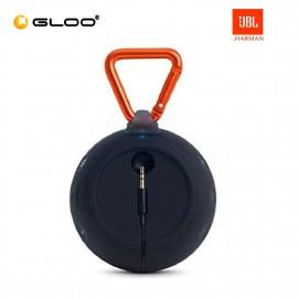 JBL Clip 2 Black Speaker 050036330831