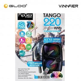 VINNFIER FlipGear TANGO 220 Wireless Portable Speaker