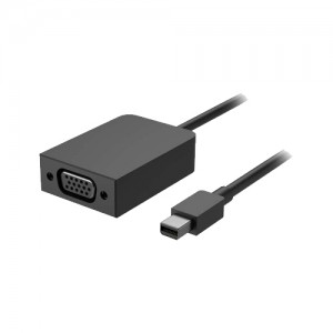 Microsoft VGA Adapter (Win10/8.1, VGA Standard) - Black