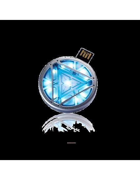 InfoThink Iron Man 3 Arc Reactor 8GB USB Flash Drive