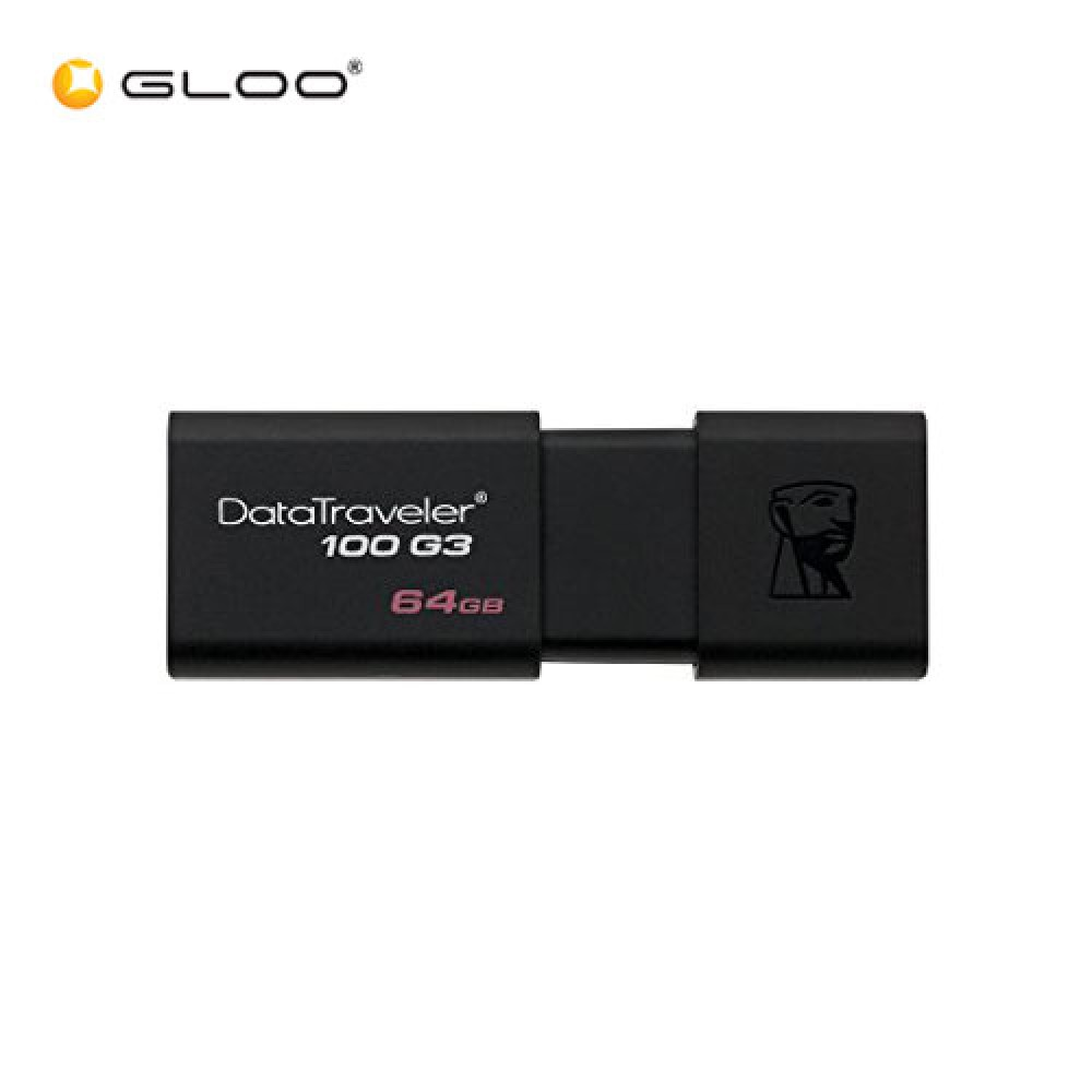 Kingston DataTraveler 100 Generation 3 (G3) DT100G3/64GB