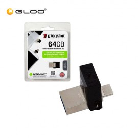 Kingston Data Traveler MicroDUO (64GB) USB 3.0 Micro USB On-The-Go