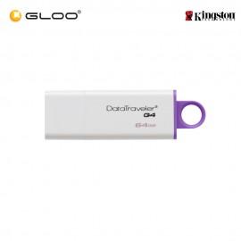 Kingston 64GB Data Traveler G4 USB 3.0 - DTIG4/64GB