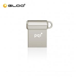 PQI i-mini II U838V (64GB) Silver Flashdrive 4712876270314