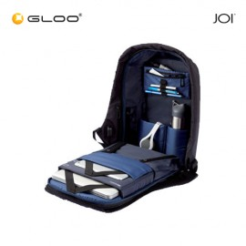 JOI Anti-Theft Backpack - Blue