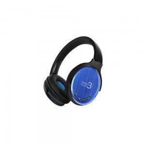 Vinnfier TANGO FLEX 3 Bluetooth Headphone - Black/Blue
